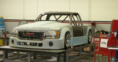 The World's First Road Racing Pickup Truck