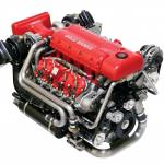 BANKS NEW GM-DURAMAX MARINE V-8 ENGINE ON EXHIBIT AT 2009 MIAMI INTERNATIONAL BOAT SHOW