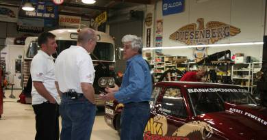 This Just In From Jay Leno's Garage