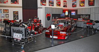 """Banks Power - The first 50 years"" Opens at Wally Parks NHRA Museum"