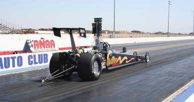 Banks Duramax Top Diesel Dragster... This Sidewinder Is Gonna Bite!