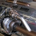Episode #1: Turbocharging Jay Leno's Tank Car