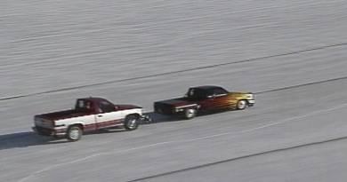 World's Fastest Pickup