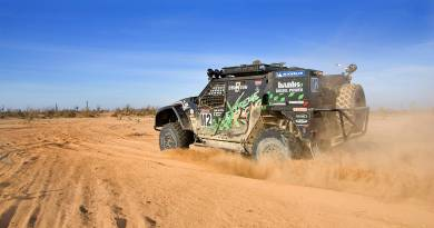 Oshkosh Attacks The Baja 1000