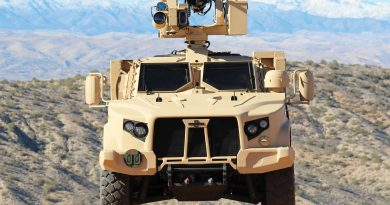 Did I mention that the Banks 866T Diesel Engine powers every Oshkosh JLTV?