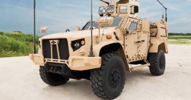 We Drive the JLTV, the Humvee's Successor
