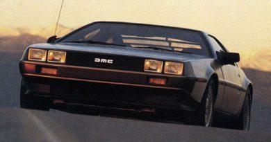 1988 Boosted DeLorean