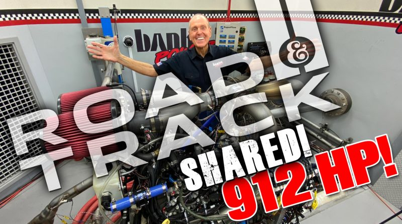 Road and Track share Gale's Video