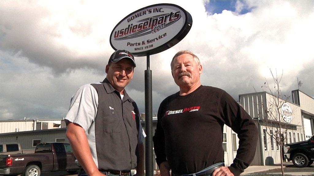 Gomer's Diesel Inc. Owners