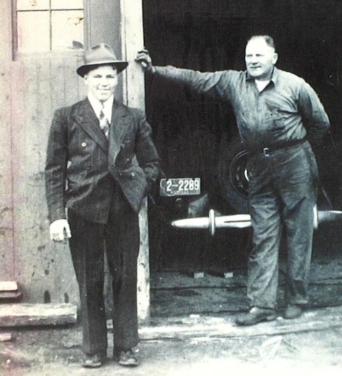 Gomer's Diesel Inc. 1938