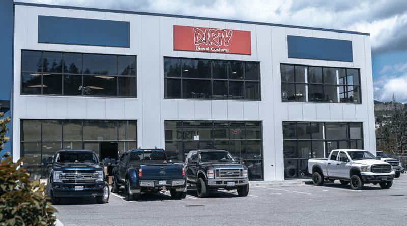 Dirty Diesel Customs, West Kelowna, Canada