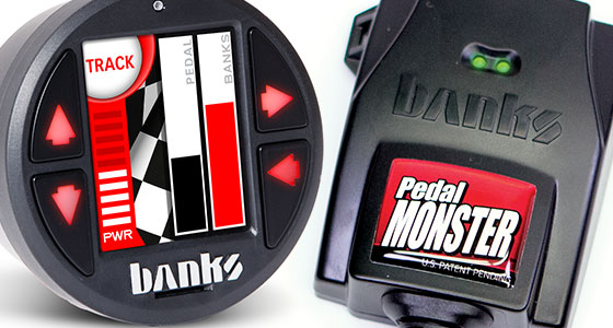 Banks PedalMonster Throttle Controller