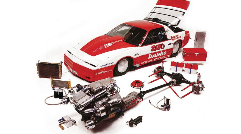 1986 Banks Trans Am and Kit