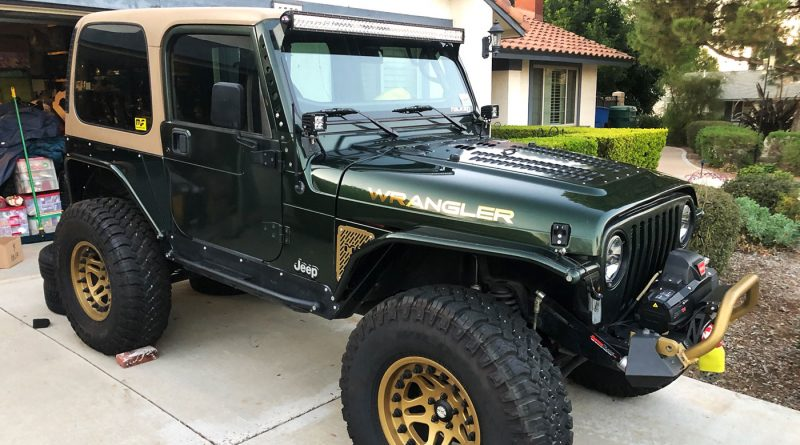 Banks Insider News 97 Jeep 2