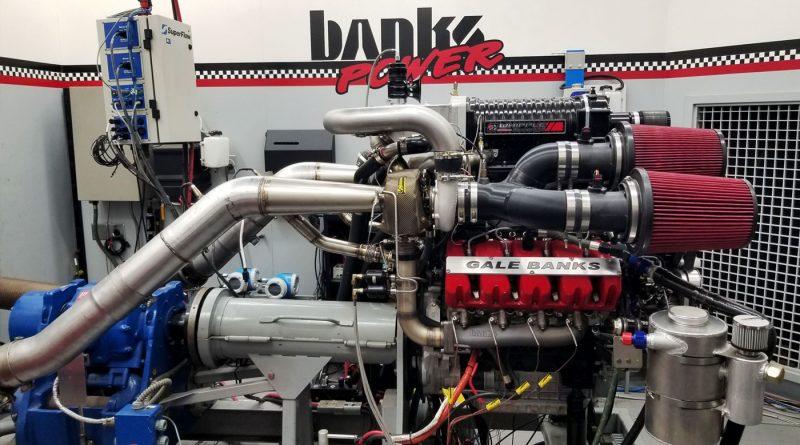 Banks Monster Super Twin-Turbo Duramax